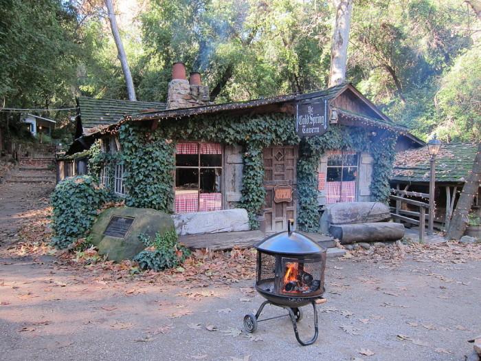 6. Cold Springs Tavern, Santa Barbara