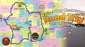 This Epic 3-Day Restaurant Road Trip In Colorado Will Make Your Mouth Explode