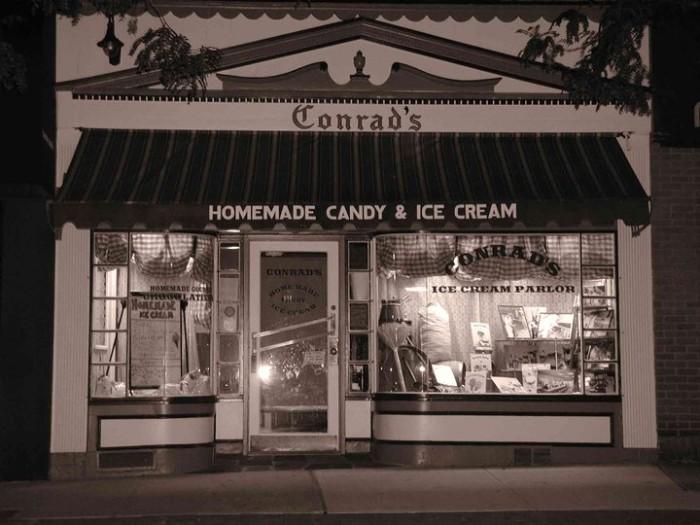 10. Conrad's Confectionary, Westwood