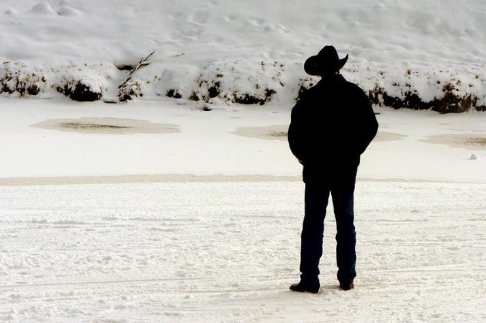 "10. ""Cowboy up"""