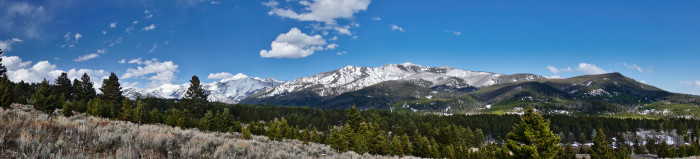 2. Cottonwood Creek, Crazy Mountains, Gallatin National Forest