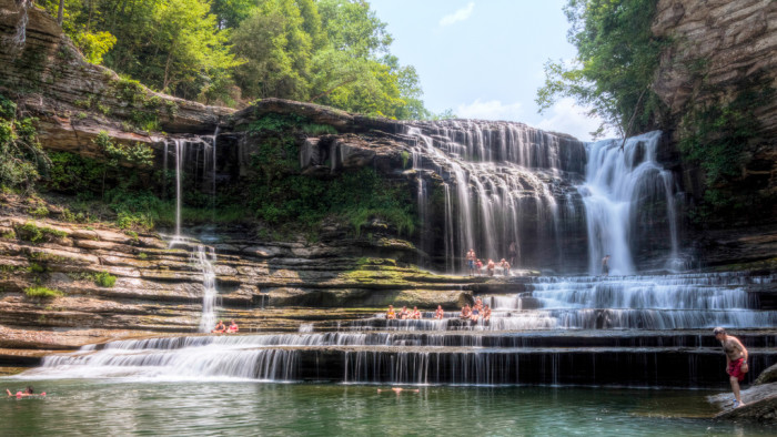 Ultimate Middle Tennessee Waterfall Roadtrip
