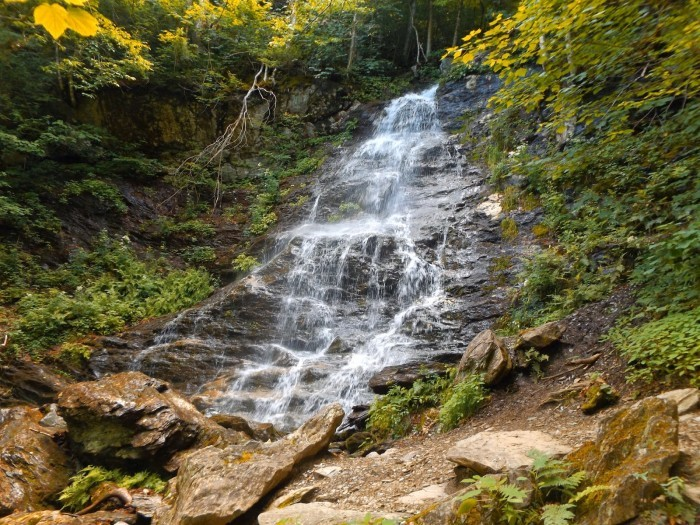 4. March Cataract Falls, Williamstown