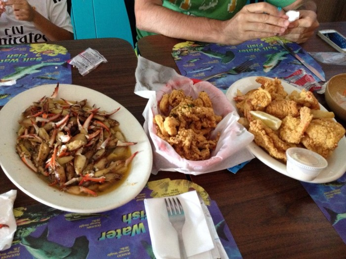 Seafood Restaurants Dauphin Island Al
