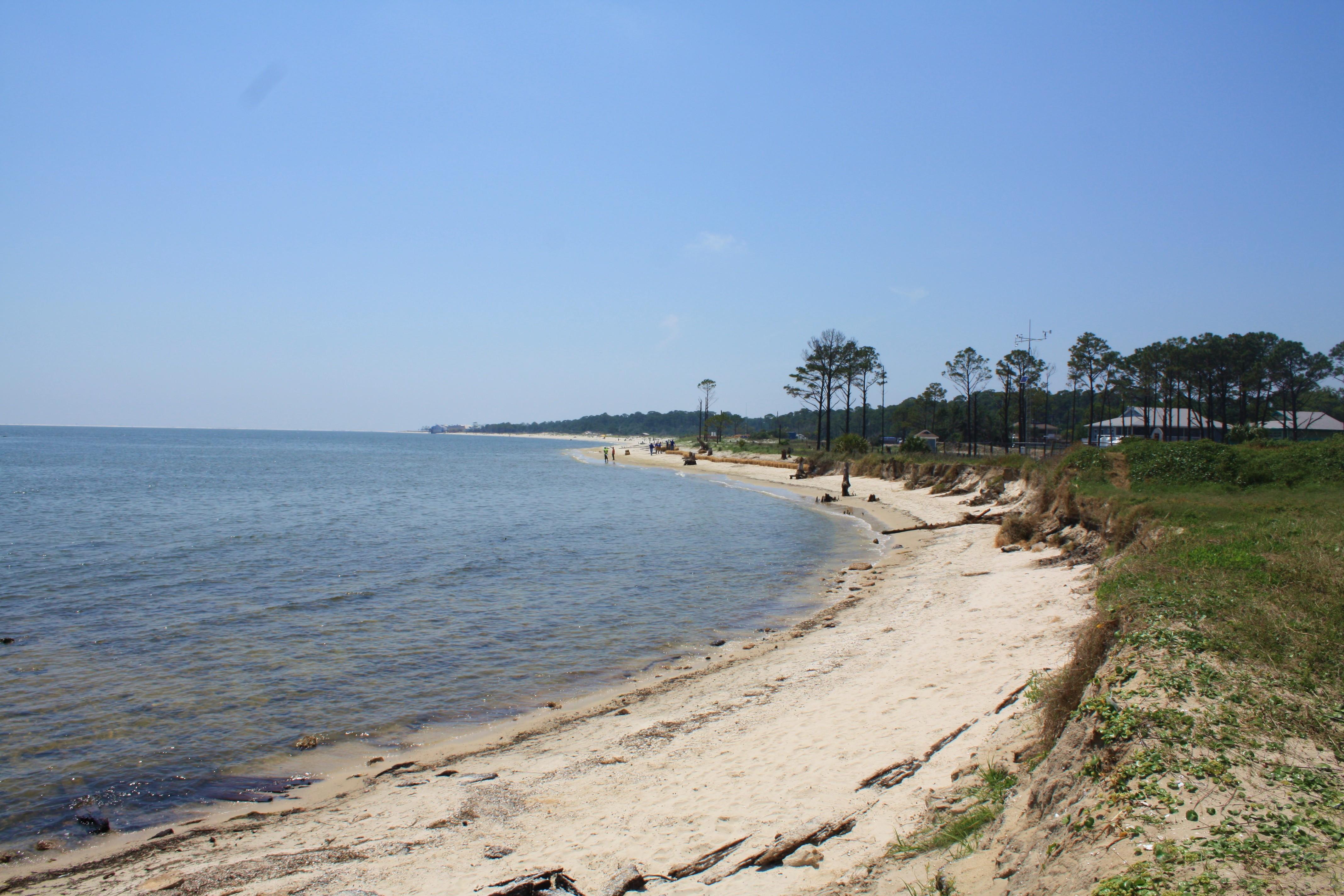 Dauphin Island West Beach