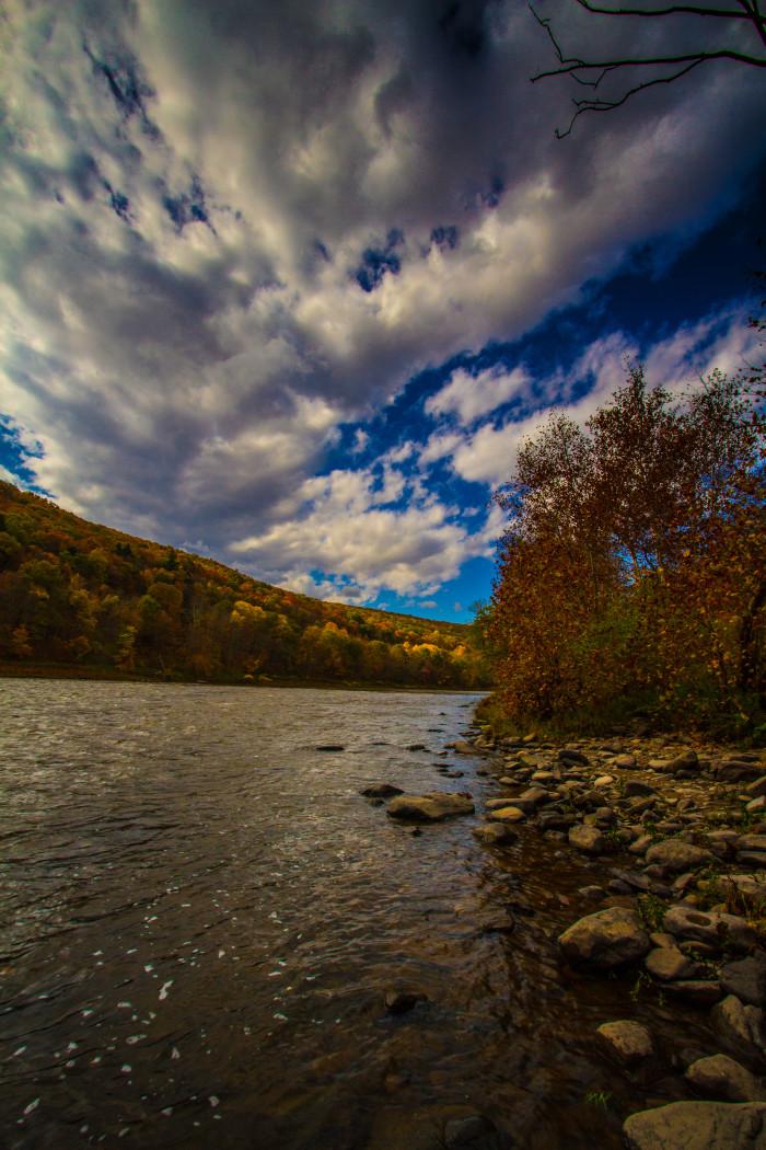 9. Delaware River