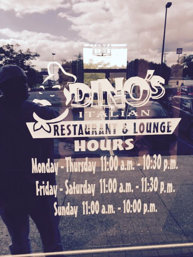 4. Dino's at 392 London Shopping Center in London