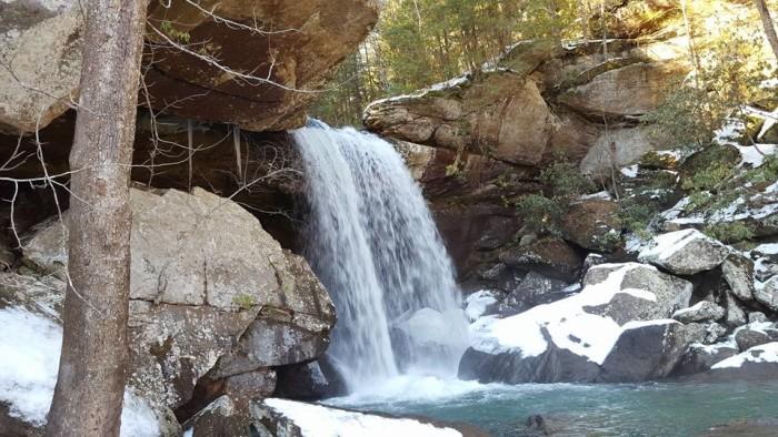 11. Eagle Falls