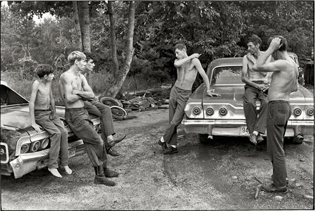 17 photographs from kentucky in the 1960s