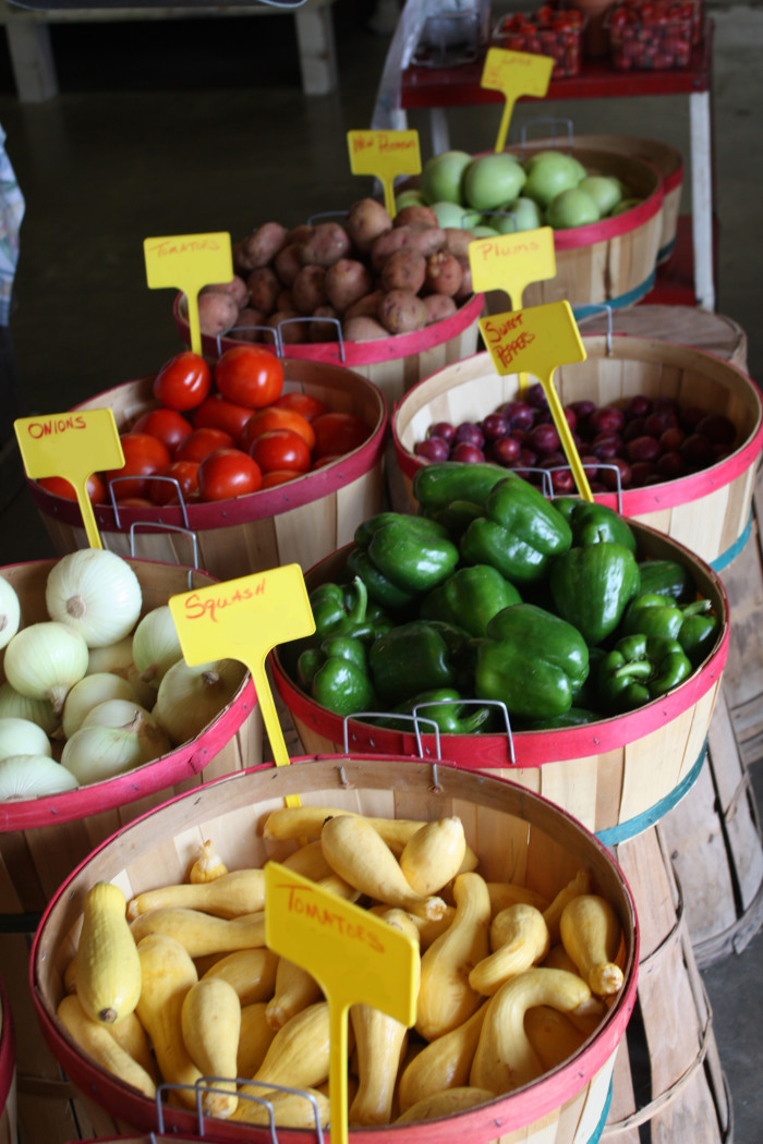3. Easy access to farm-to-table