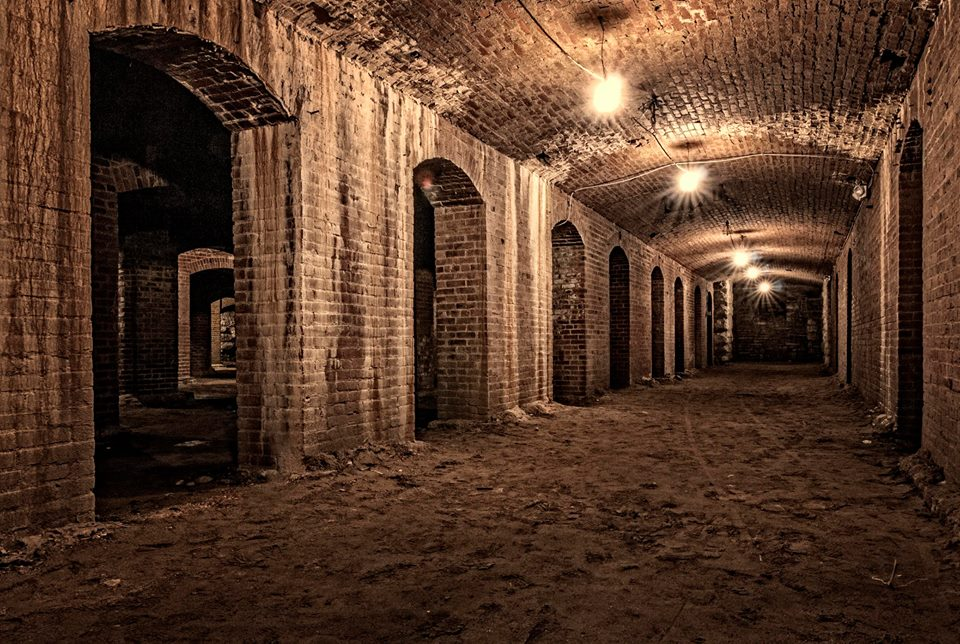 The Amazing Secret Beneath City Market In Indiana