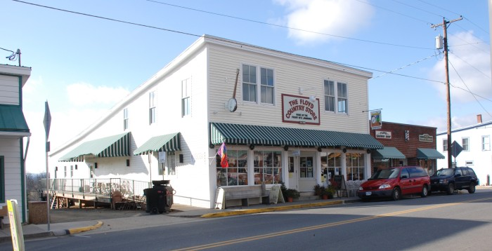 8. Floyd Country Store