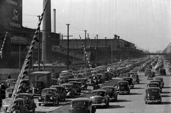 James Motor Company >> 12 Iconic Sites In Michigan