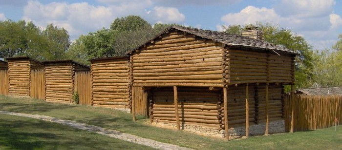 4. Fort Harrod