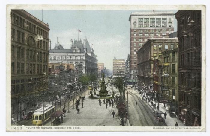 3. Cincinnati