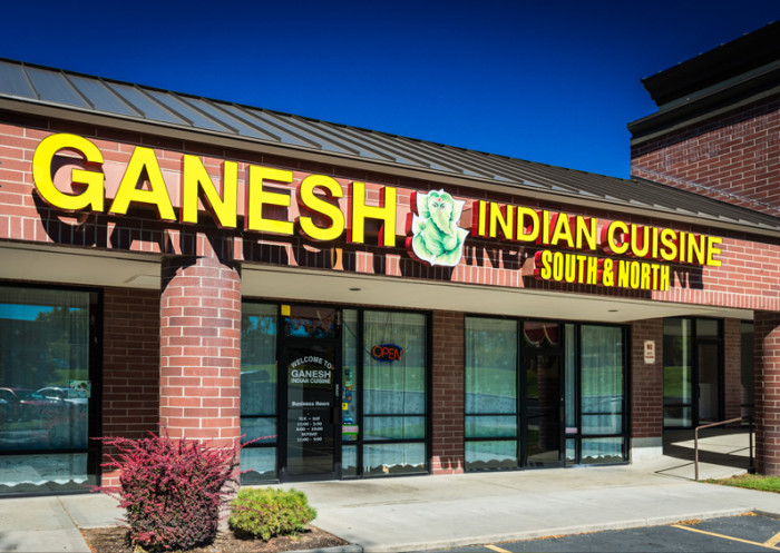 5. Ganesh Indian Cuisine, American Fork and Midvale