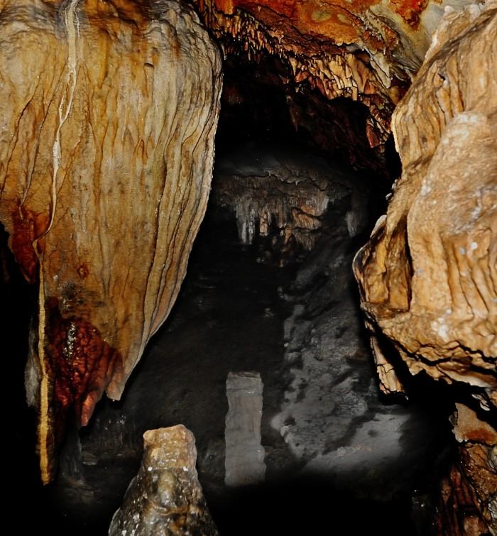 6. Gap Caverns (Ewing, Va.)