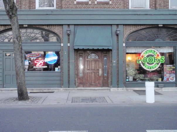 15. General Poor's Tavern, Hackensack