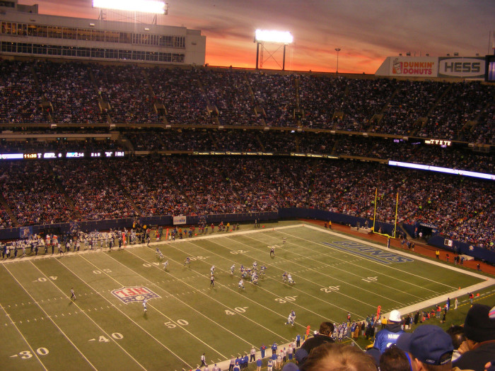 3. Giants Stadium