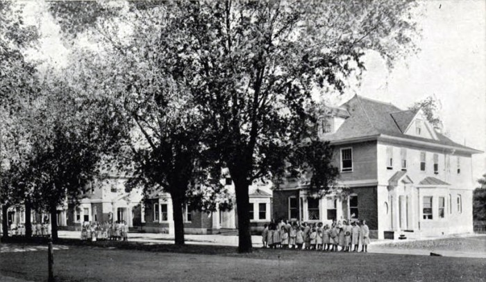 Girls_Cottages_Soldiers_Orphans_Home_Normal_Illinois