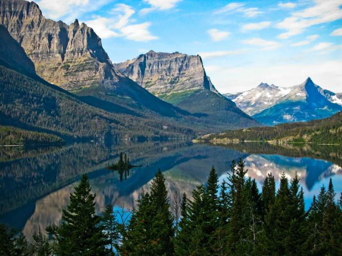 """1. """"Glacier National Park"""""""