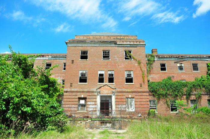 5. Glenn Dale Sanatorium