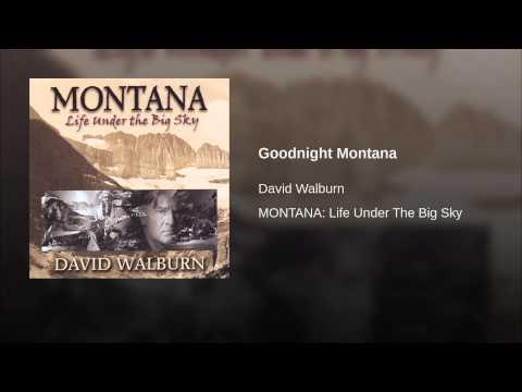 "6. ""Goodnight, Montana"" by Dave Walburn"