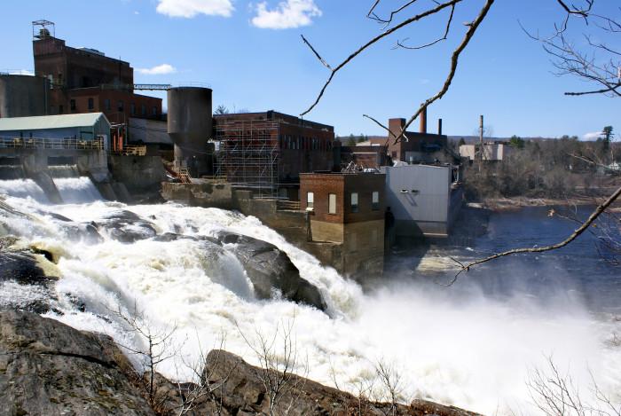 11. Lyons Falls