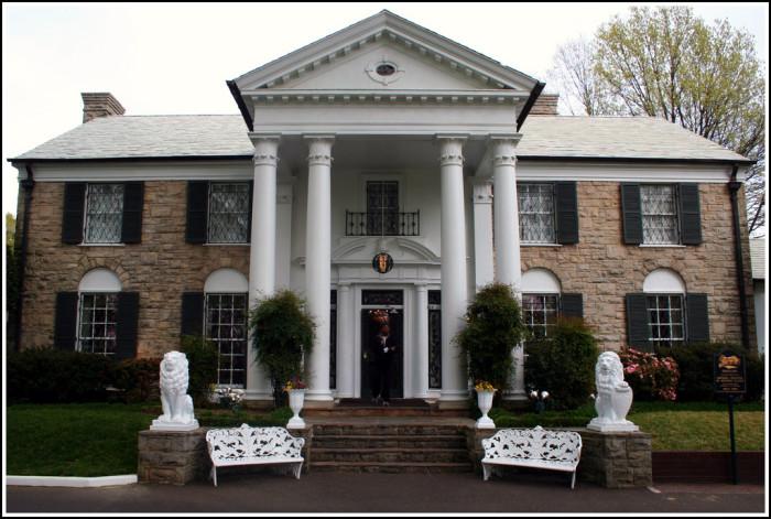 3. Graceland - Memphis