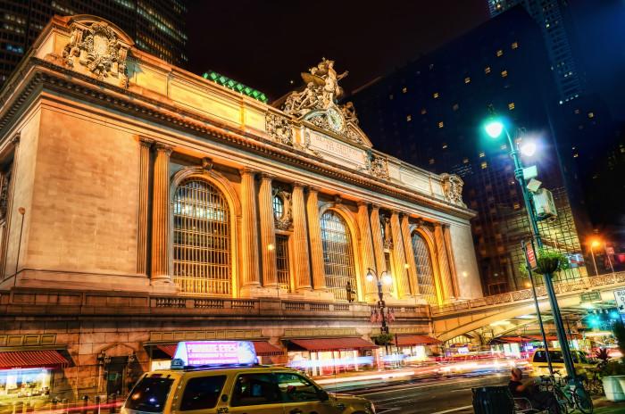 12. Grand Central Station