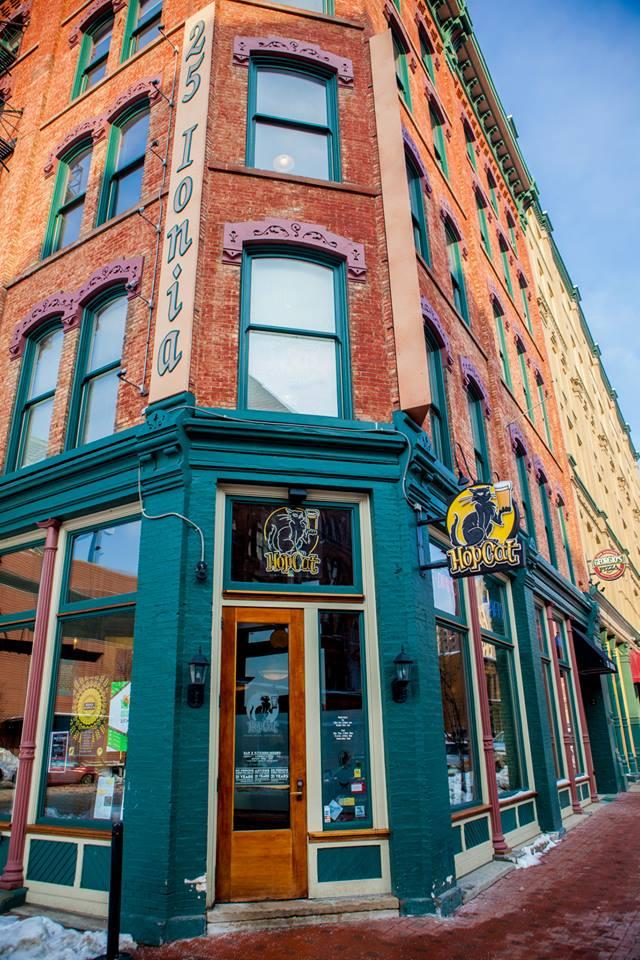 5. Grand Rapids pub crawl