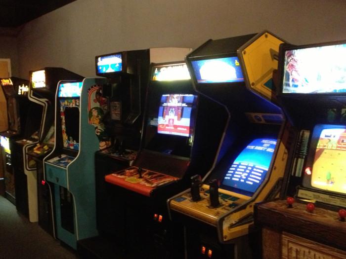 Vintage Arcade Idaho