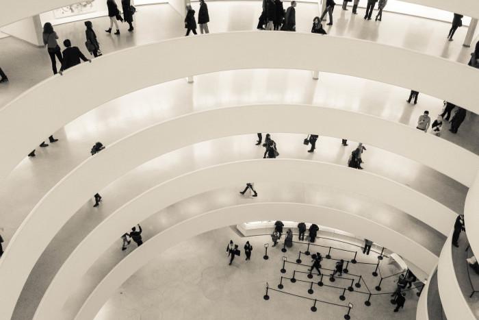 3. The Guggenheim
