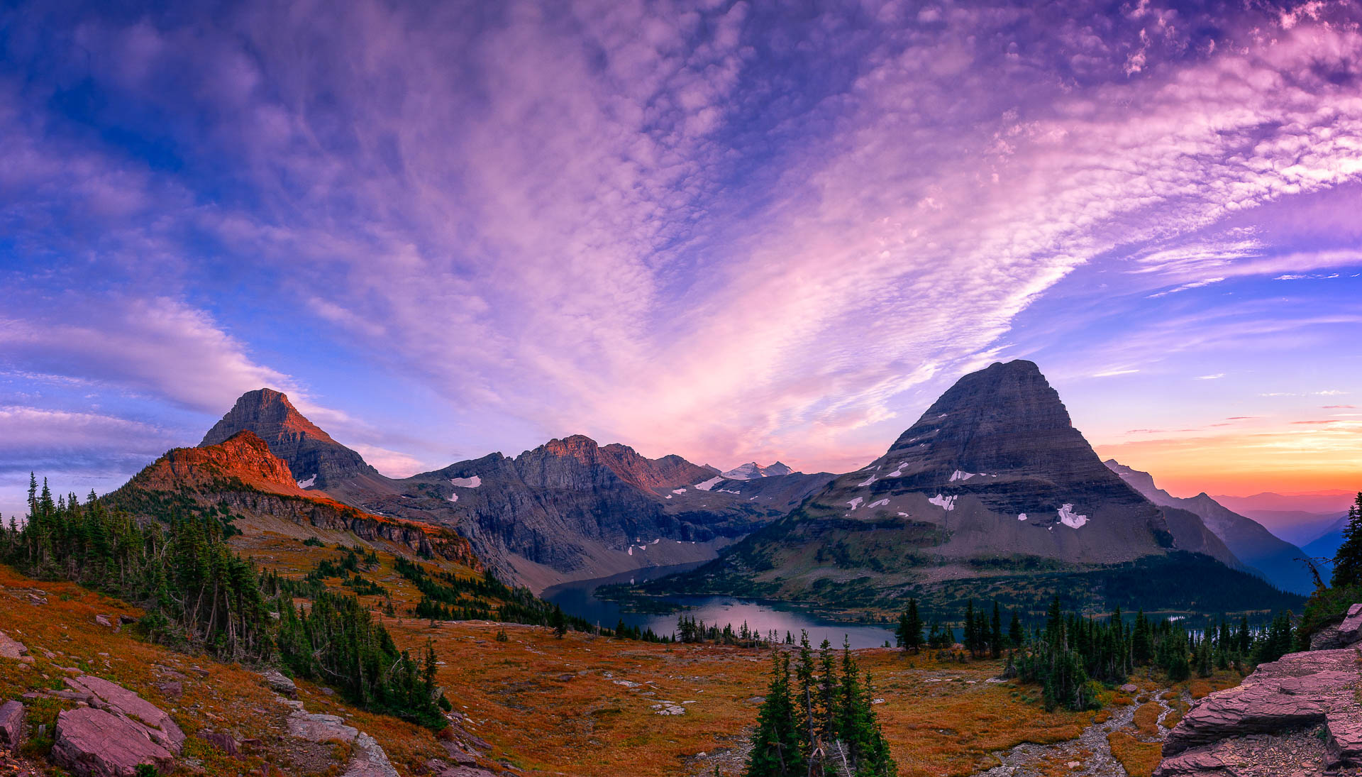 12 beautiful montana sunsets