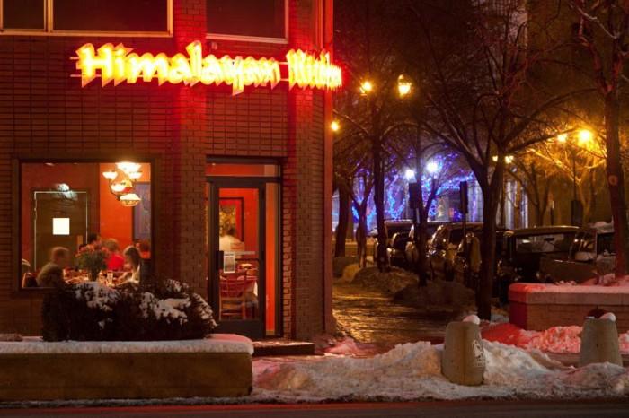 Himalayan Kitchen Restaurant Salt Lake City Ut