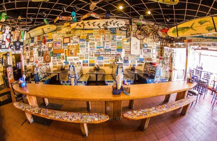 11.  Hodad's, Ocean Beach and San Diego