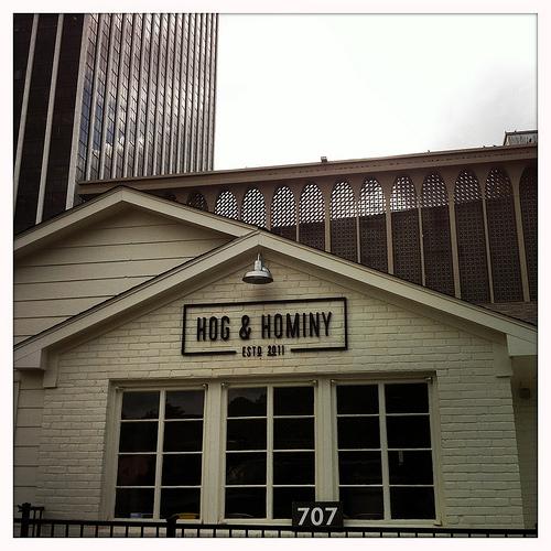 Hog & Hominy - Memphis