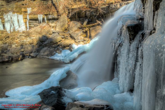 4. Horsepound Falls - South Cumberland State Park