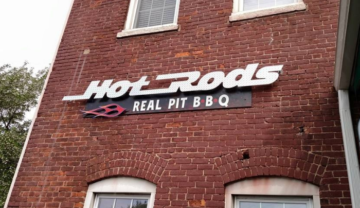 17. Hot Rods BBQ, Wharton
