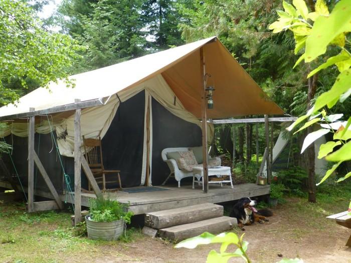 Huckleberry-Tent
