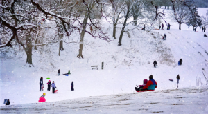 Here Are The 10 Best Places To Go Sled Riding In Iowa This Winter