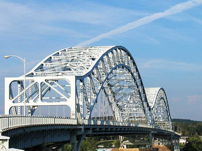 7. Arrigoni Bridge - Portland