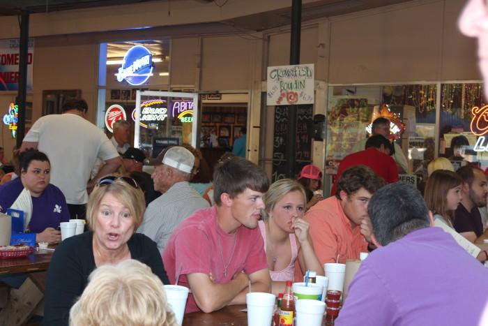 11. Cormier's Cajun, Monroe