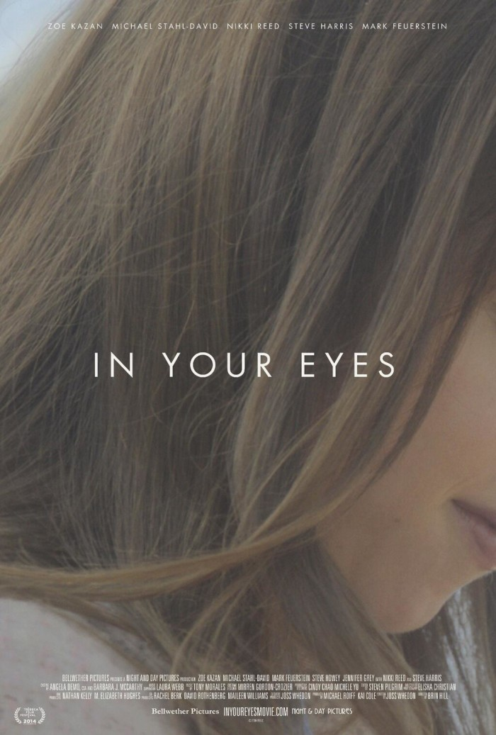 3. In Your Eyes