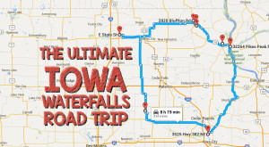 The Ultimate Iowa Waterfalls Road Trip Is Right Here – And You'll Want To Do It
