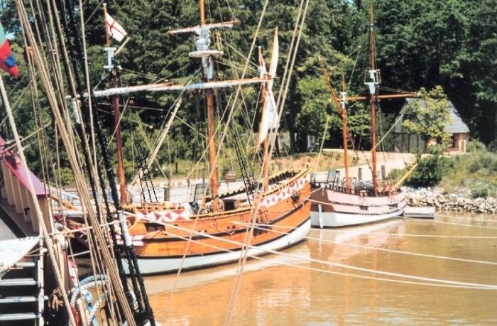 6. Jamestown Settlement
