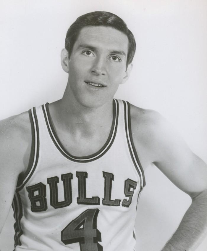 6. Utah Jazz Head Coach Jerry Sloan, 1969