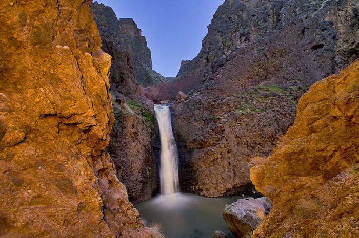 1. Jump Creek Falls, Marsing