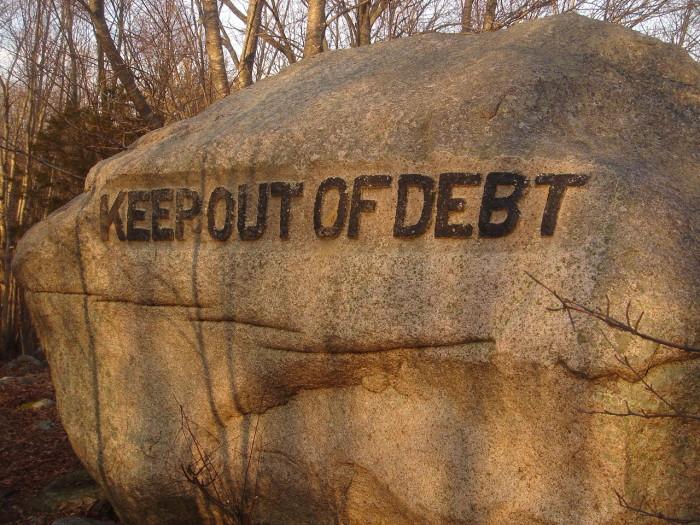 Keepoutofdebt