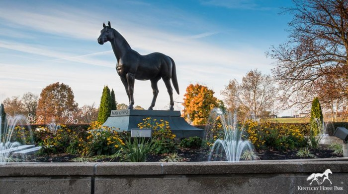 2. Kentucky Horse Park at 4089 Iron Works Parkway in Lexington
